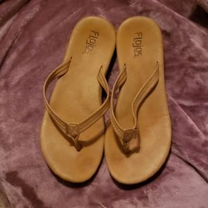Flojos Flip Flops size 10
